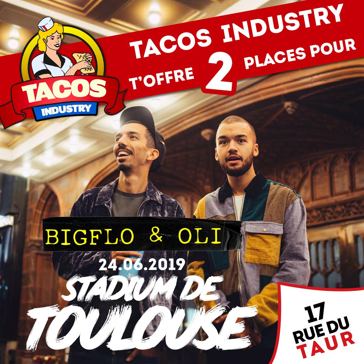Concours BigFlo & Oli