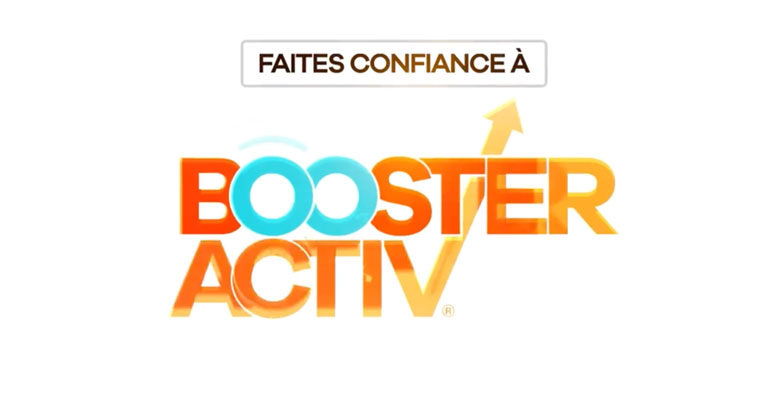 Booster activ