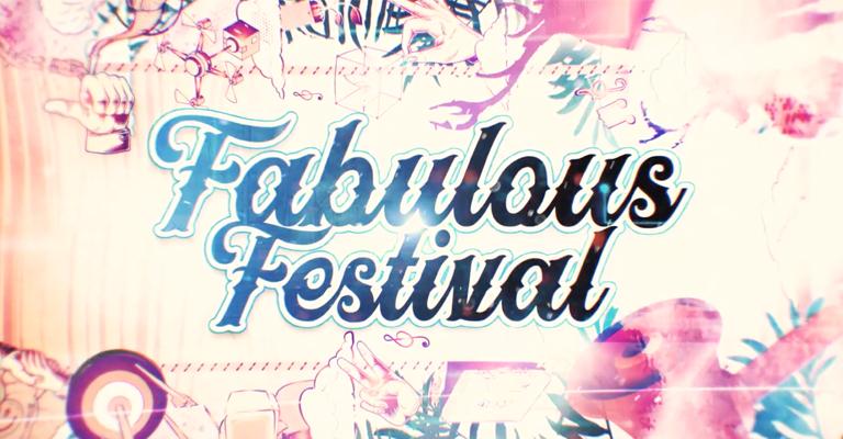 FABULOUS FESTIVAL